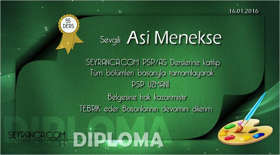 Psp Diplomam