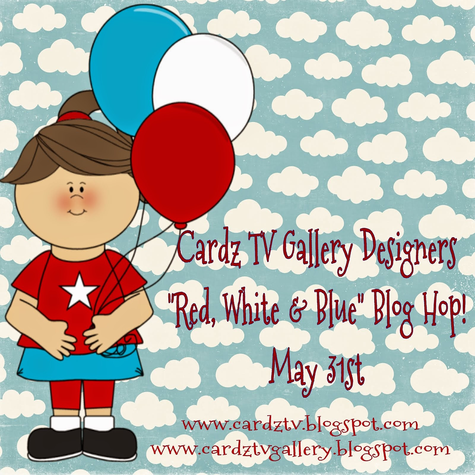 JOIN US FOR ALL THE FUN & BLOG CANDY TOO!