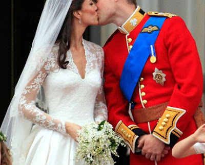 Casamento Real -  A Festa do Povo.