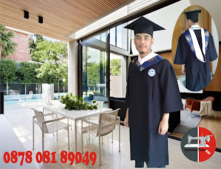 pesan seragam toga online