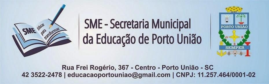 ::.. Secretaria Municipal da Educação ..::