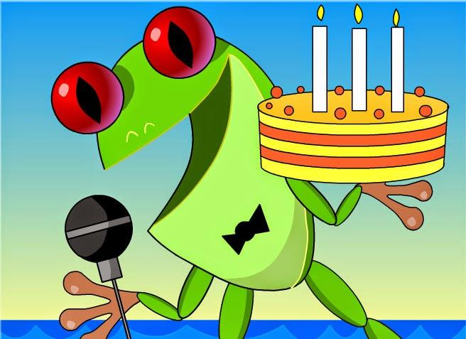 tarjetas cumpleaños infantiles animadas