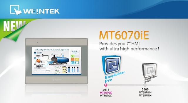 MT6070iE và MT6070iH