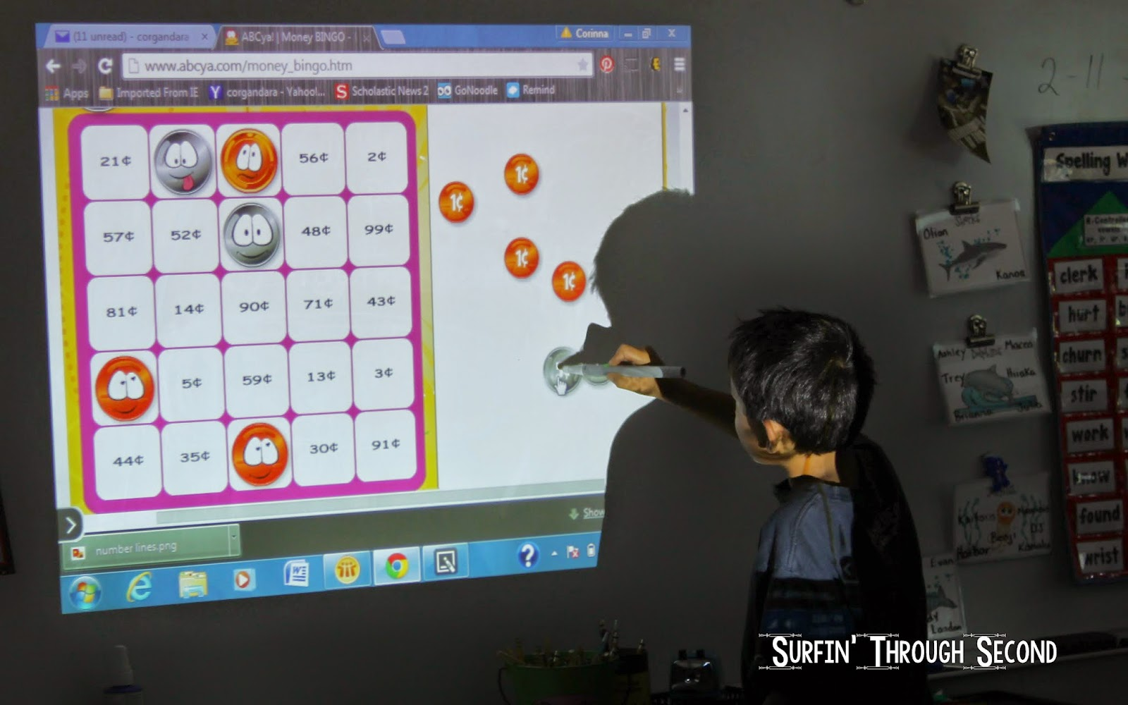 New Interactive Whiteboard
