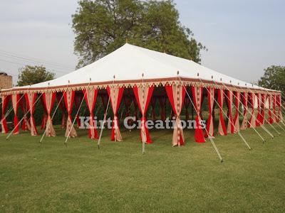 Maharaj Tent