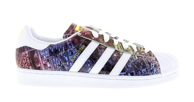 adidas superstar negras mujer foot locker