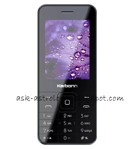 Karbonn K Phone 1 Mobile Specifications and Price in India
