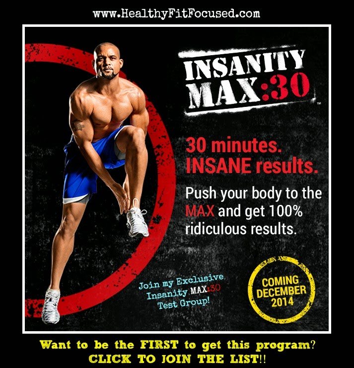 Insanity Max:30 Email List