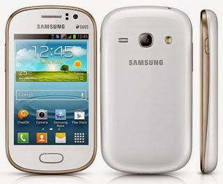 Spesifikasi dan Harga Samsung Galaxy Fame S6812