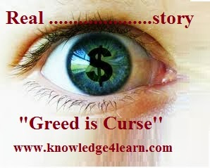 Essay on greed