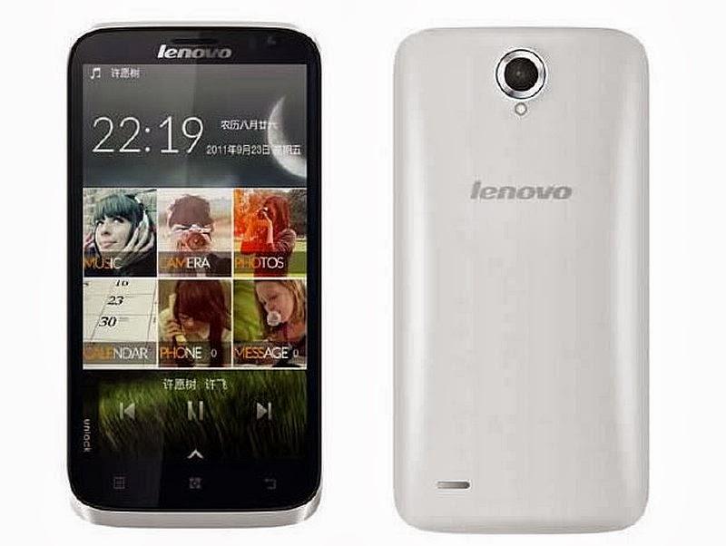 Harga Spesifikasi Hp Lenovo A859 Bulan Oktober 2014