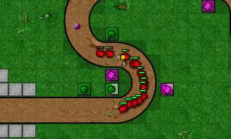 flash tower defence 2