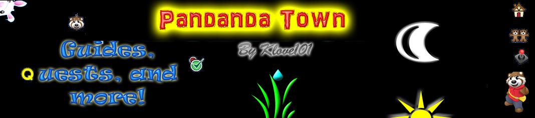 Pandanda Town-A Pandanda Guide!