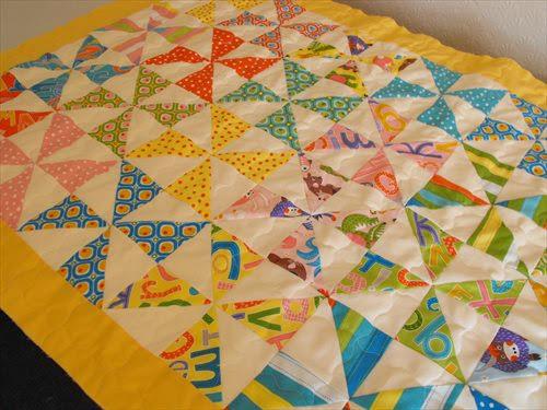 first made quilt