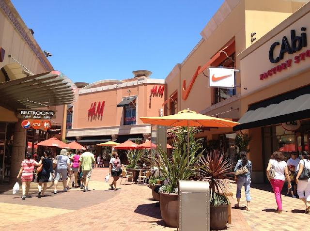 Outlets em Los Angeles