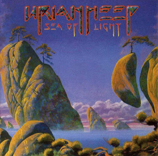 Uriah Heep - Sea of Light album cover