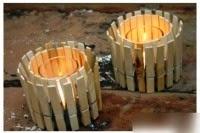 Membuat Kerajinan Tangan Dari Barang Bekas, Wadah Lilin & Pot Bunga 3