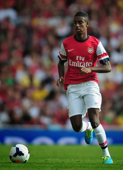 Gedion Zalalem Midfielder Arsenal Profile