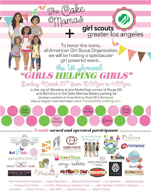 Girl Scout Recruiting Flyer Frodofullring
