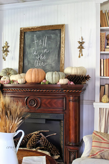 French Country Fall Decor