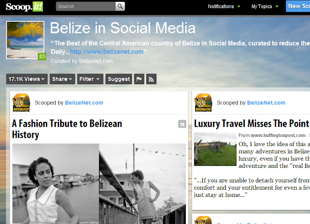 Belize Social Scoops