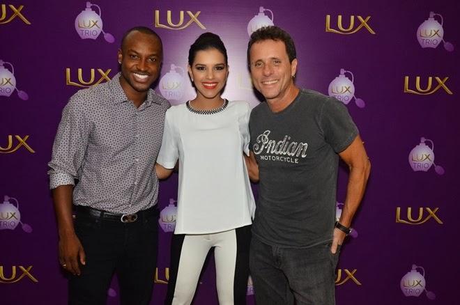 Lux Trio Toda Poderosa Mariana Rios Thiaguinho Tony Bellotto