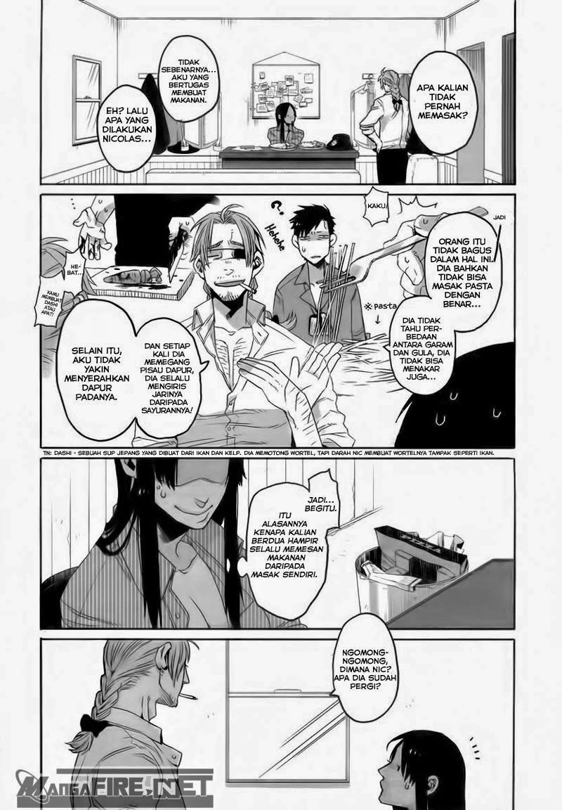 Dilarang COPAS - situs resmi  - Komik gangsta 006 - chapter 06 7 Indonesia gangsta 006 - chapter 06 Terbaru 6|Baca Manga Komik Indonesia|Mangacan
