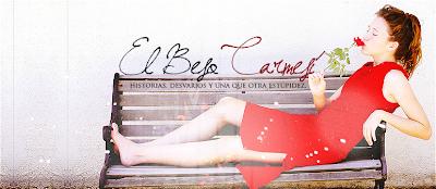 El Beso Carmesí.