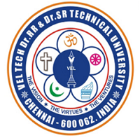 Vel Tech University Logo