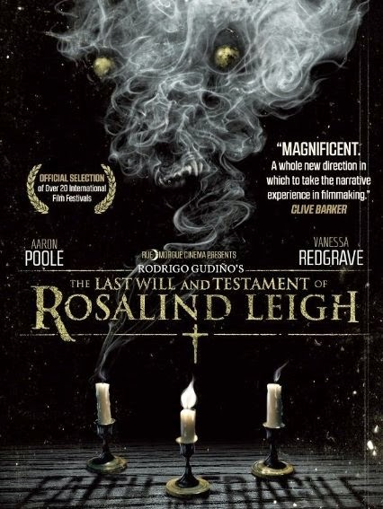 Download Films The Last Will and Testament of Rosalind Leigh (2012) BluRay 720p