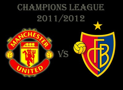Manchester United vs Basel UEFA Champions League