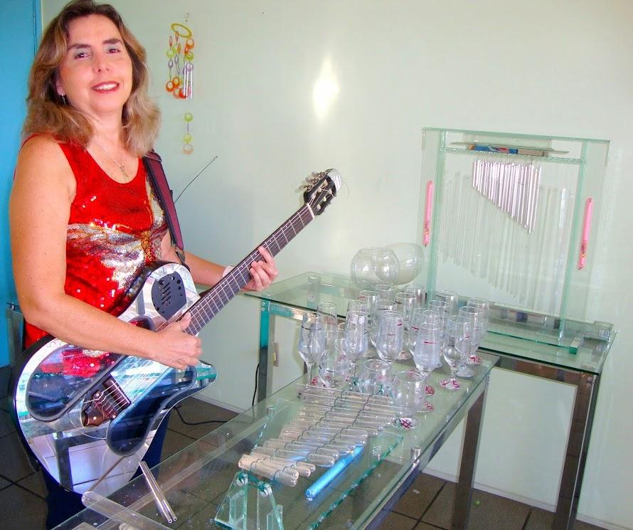 Ré Campos e seus Vidros Mágicos