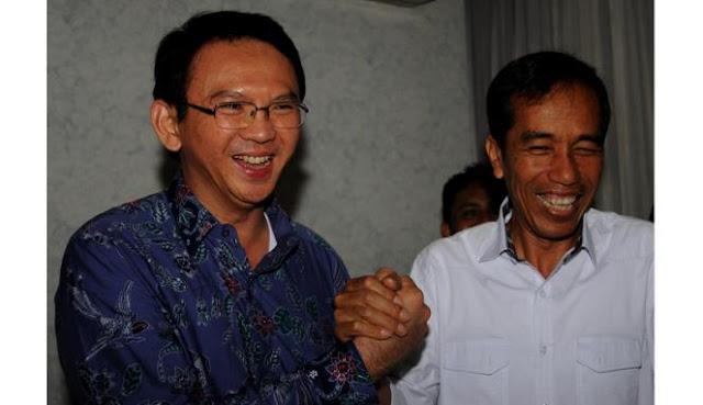 Ahok: Pada Takut Pak Jokowi Jadi Capres Ya?