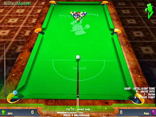 Download Mini Games Billiard Master 2014 Terbaru