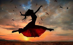 """""""...Dançar me acalma,me acolhe a alma ..."""