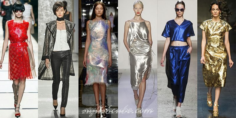 Spring Summer 2014 Women Fashion Trends