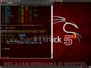 hack wifi demgan wifite