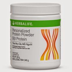 Bột Protein Herbalife (Personalized Protein Powder)