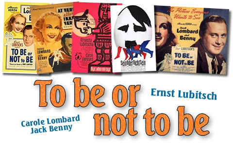 to be or not to be 1942 movie