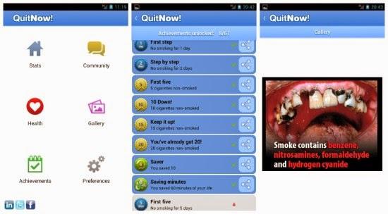 QuitNow! PRO - Stop Smoking Apk Terbaru