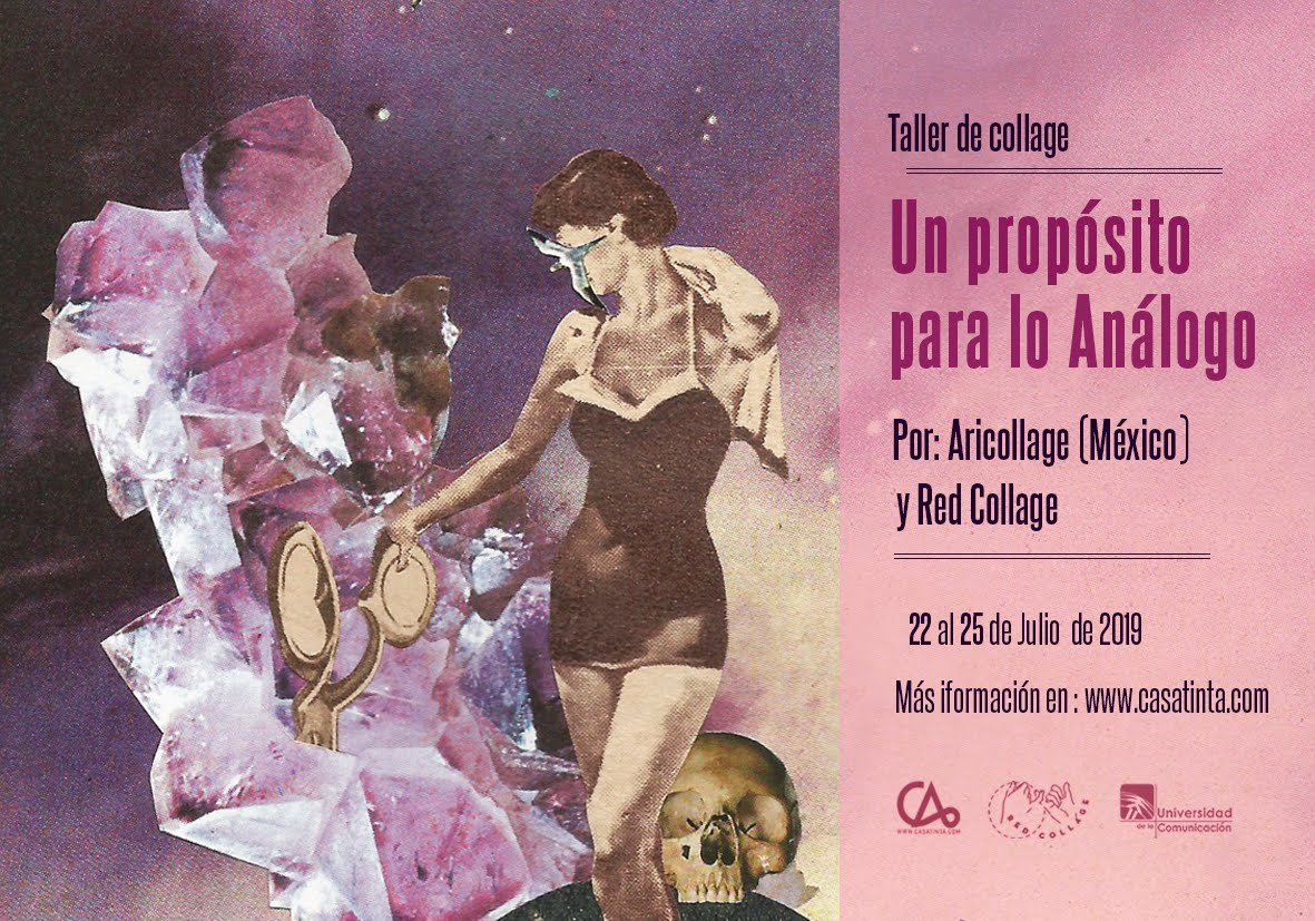 COLLAGE con Aricollage (Mex) y redcollage - 22 jul