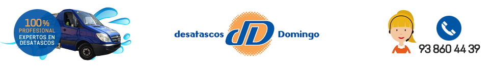 Desatascos en Mataró - 93 860 44 39 - Desatascos Domingo