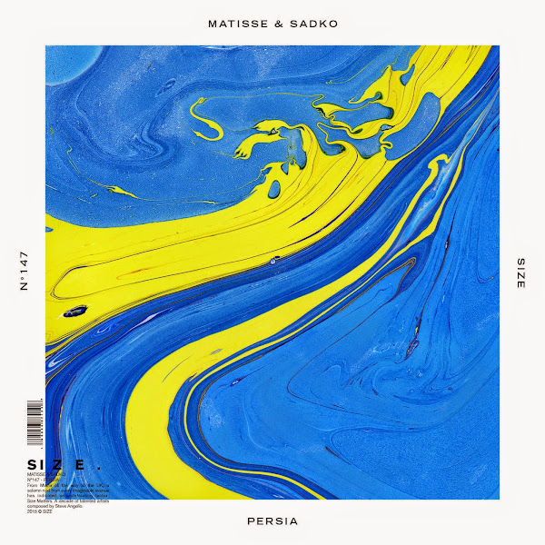 Matisse & Sadko - Persia - Single Cover