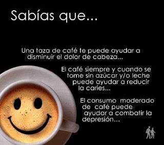 ventajas del café