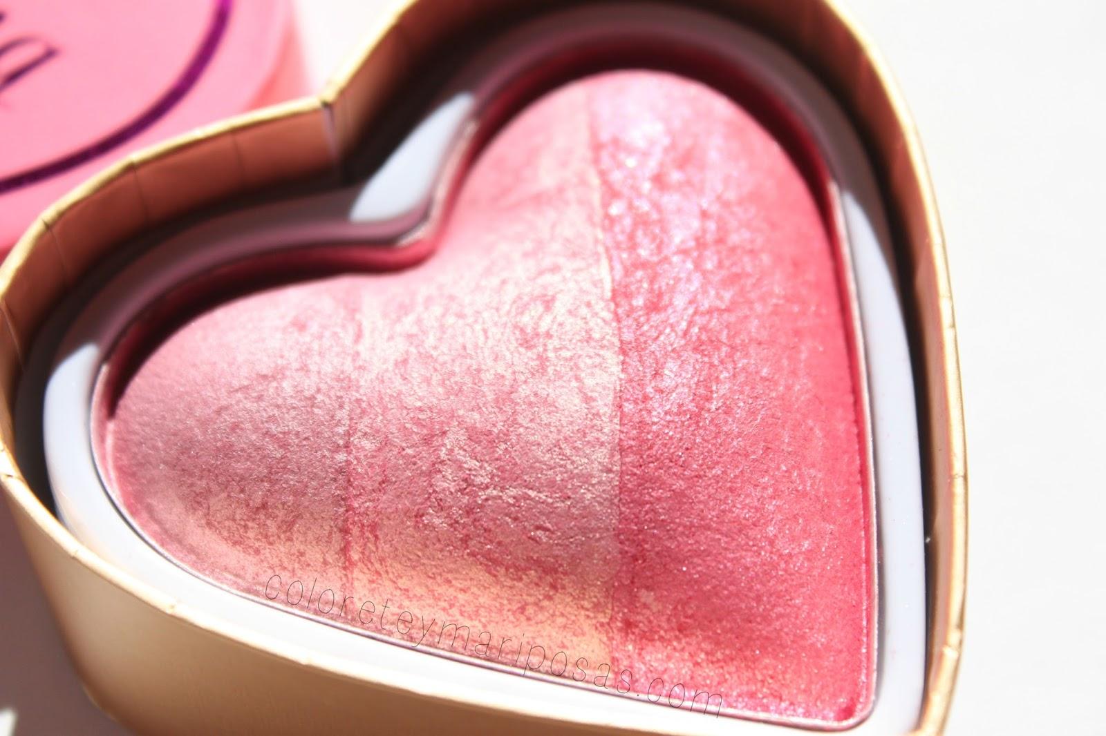Blushing Heart