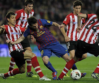 Athletic Bilbao vs Barcelona Final Copa Del Rey