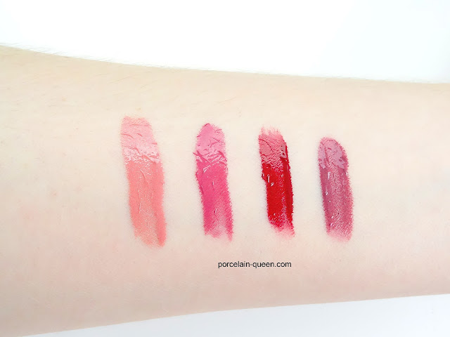 Rimmel London Provocalips Swatches