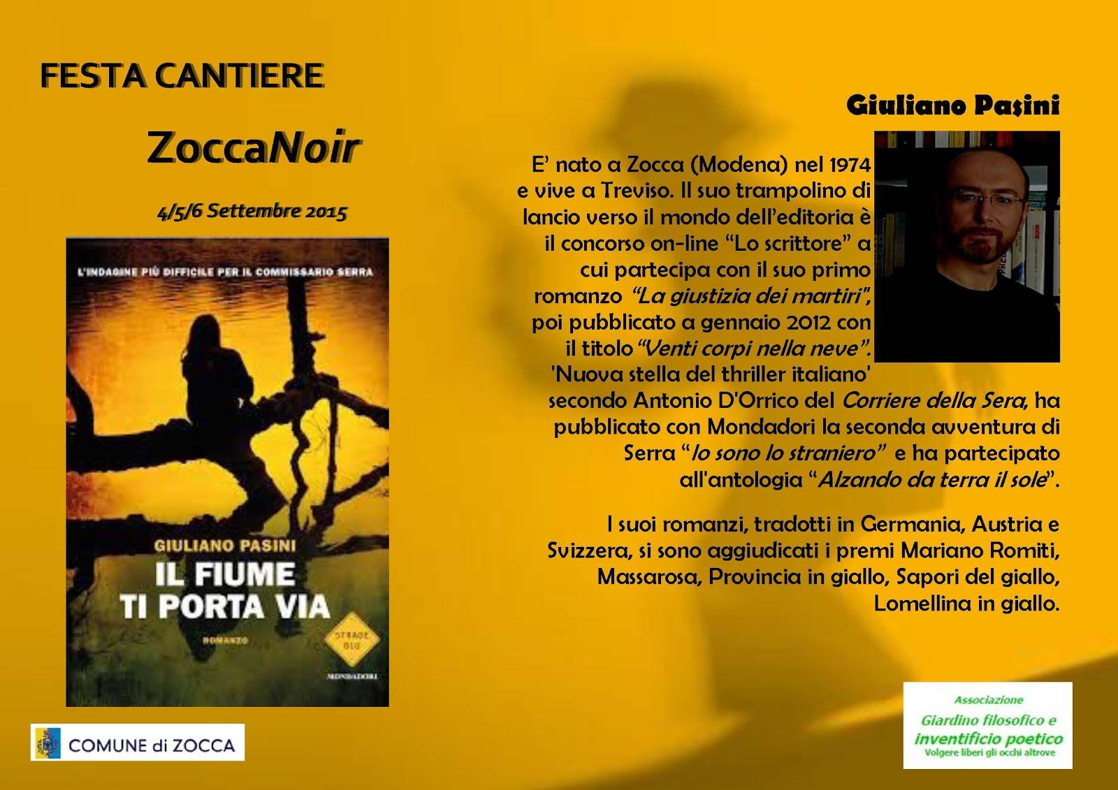 Biografia Giuliano Pasini
