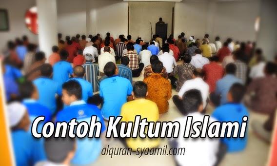 Contoh Kultum Islami