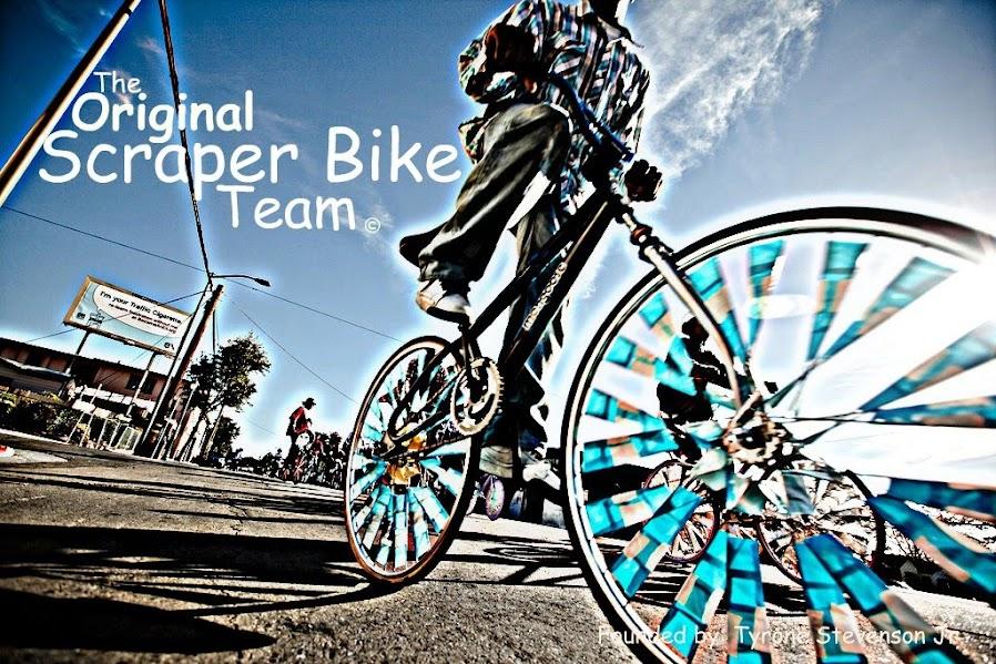 Original Scraper Bikes
